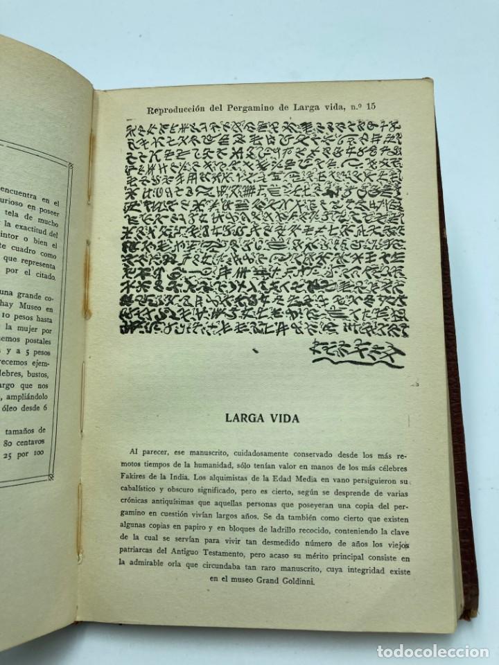 Libros antiguos: LOS SEIS SECRETOS DEL GRAND GOLDINNI - Foto 4 - 230215935