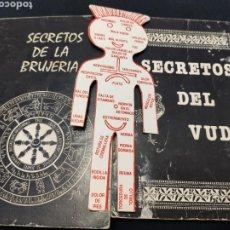 Libri antichi: SECRETO DEL VUDÚ Y DE LA BRUJERÍA. Lote 232754247