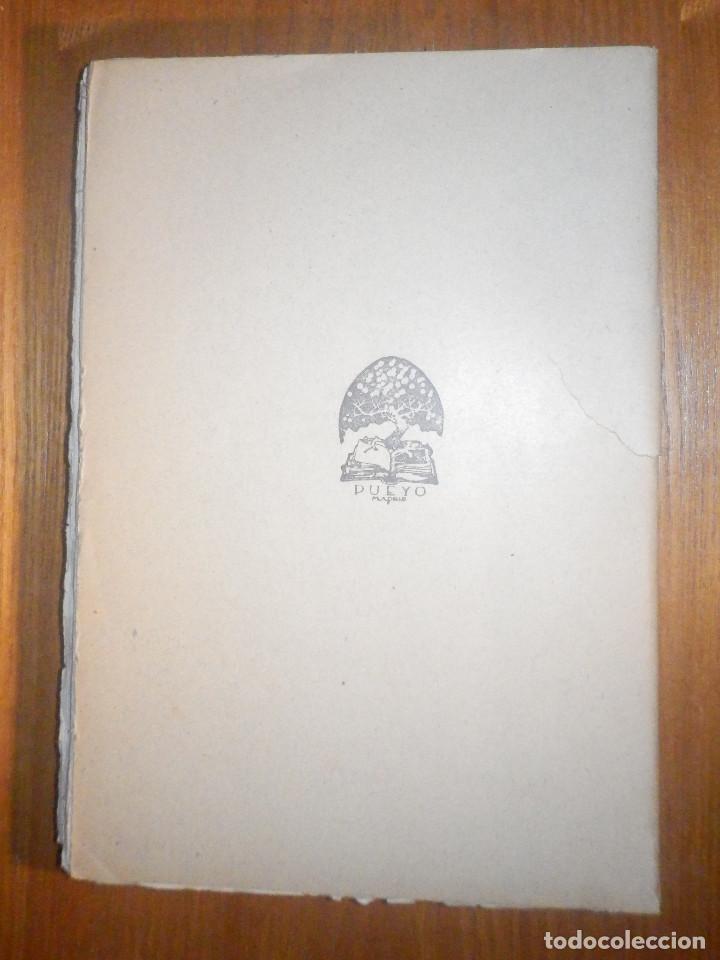 Libros antiguos: DEL ARBOL DE LAS HESPÉRIDES - MARIO ROSO DE LUNA - Año 1923 - Pueyo - Cuentos teosóficos Españoles - Foto 5 - 233322545