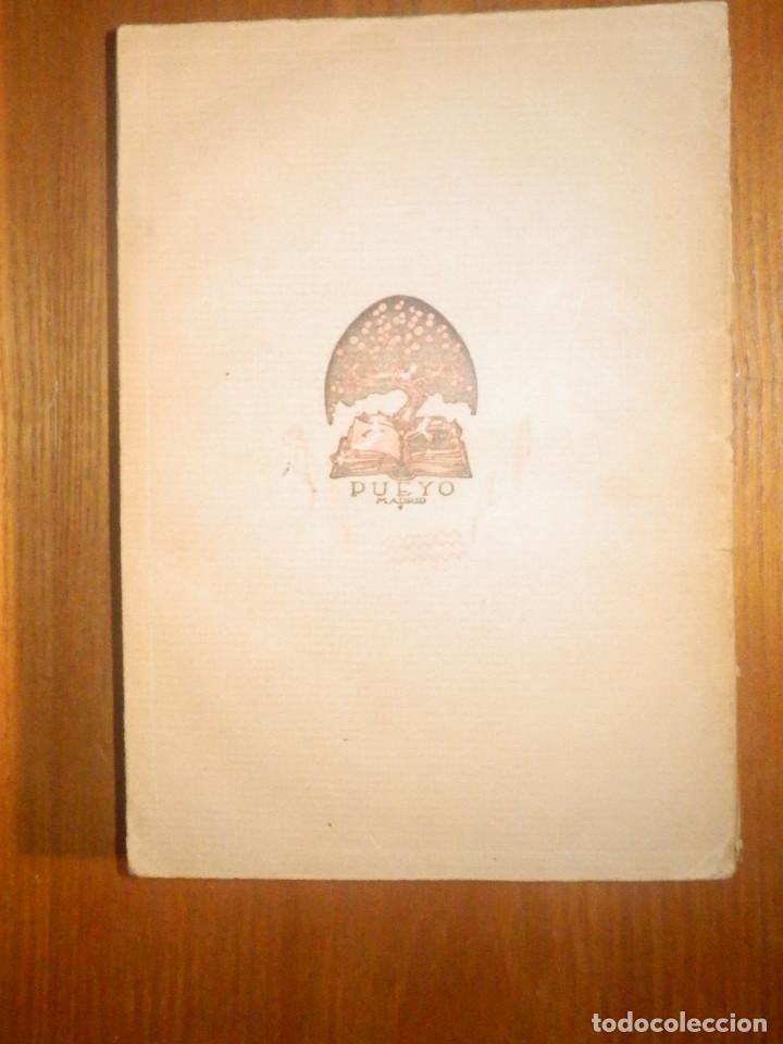 Libros antiguos: Simbología Arcaica - MARIO ROSO DE LUNA - Año 1921 - Pueyo - Comentarios a la Doctrina Secreta - Foto 3 - 233323490
