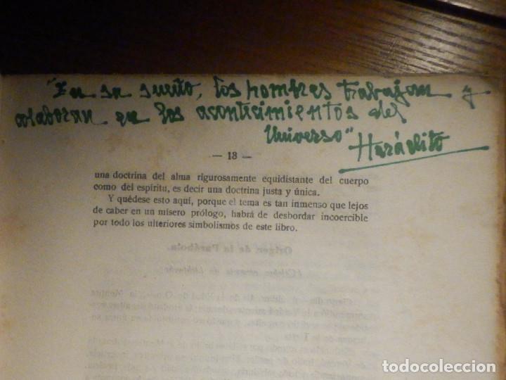 Libros antiguos: Por el Reino encantado de Maya - MARIO ROSO DE LUNA - Pueyo año 1924 - Parábolas y Símbolos - Foto 3 - 233324280