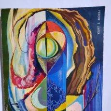 Libri antichi: OCULTISMO Y CURA DE ALMAS KURT E. KOCH. Lote 233583390
