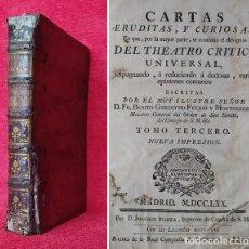 Libros antiguos: AÑO 1770 - EXORCISMOS - FETO HUMANO DENTRO DE UNA CABRA - TESOROS ESCONDIDOS - HECHICEROS - DEMONIO. Lote 234399125