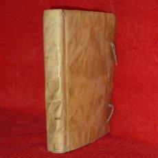 Libros antiguos: AÑO 1741 - DUENDES, LA PIEDRA FILOSOFAL, FABRICAR ORO, ESPÍRITUS, ENCONTRAR AGUA CON VARA DE MADERA. Lote 234540530