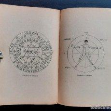 Libros antiguos: 1928 - ESOTERISMO, MAGIA - LAS MISAS NEGRAS - LA SEXUALIDAD EN LA MAGIA - ILUSTRADO - 1ª EDICIÓN. Lote 235559825