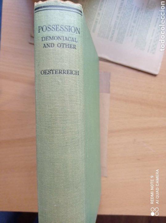 Libros antiguos: Possession demoniacal and others 1930 Diablo exorcismo posesión demonios ocultismo magia Exorcista - Foto 2 - 237102615
