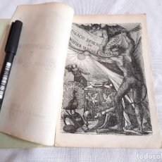 Livros antigos: ANTIGUO LIBRO DE MAGIA. PALACIO DESENCANTADO. MISTER MACALLISTER. MADRID 1847.. Lote 243449115