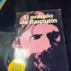 Libros antiguos: EL ORÁCULO DE RASPUTÍN MANEIA. Lote 243633540