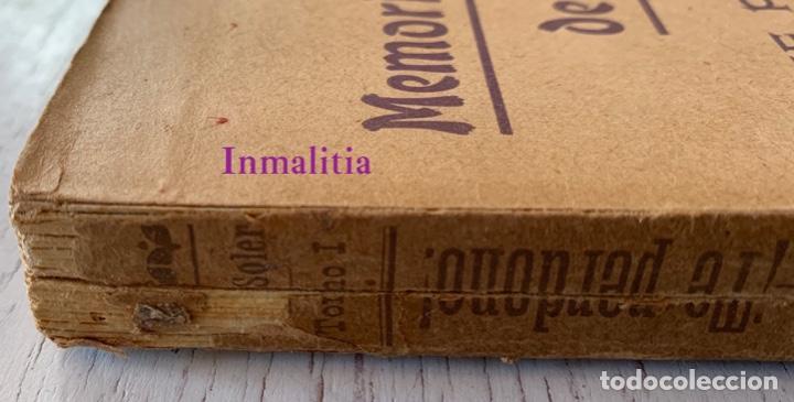 """Libros antiguos: 8 TOMOS MEMORIAS DE UN ESPÍRITU ¡TE PERDONO! Amalia Domingo Soler. Espiritismo. """"La Buena Nueva"""". - Foto 37 - 247998090"""