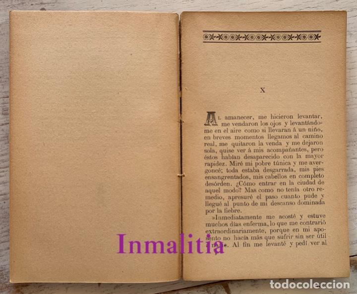 """Libros antiguos: 8 TOMOS MEMORIAS DE UN ESPÍRITU ¡TE PERDONO! Amalia Domingo Soler. Espiritismo. """"La Buena Nueva"""". - Foto 39 - 247998090"""
