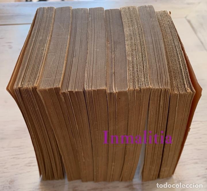 """Libros antiguos: 8 TOMOS MEMORIAS DE UN ESPÍRITU ¡TE PERDONO! Amalia Domingo Soler. Espiritismo. """"La Buena Nueva"""". - Foto 40 - 247998090"""