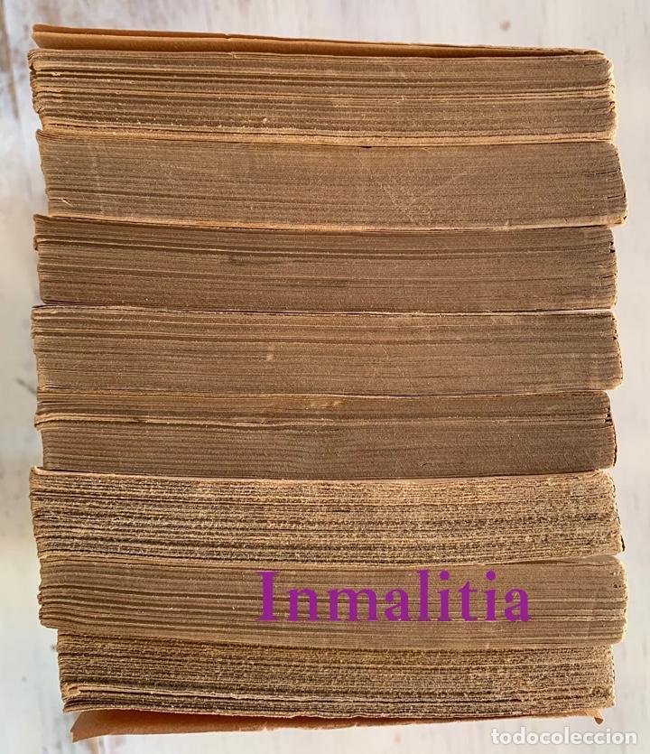 """Libros antiguos: 8 TOMOS MEMORIAS DE UN ESPÍRITU ¡TE PERDONO! Amalia Domingo Soler. Espiritismo. """"La Buena Nueva"""". - Foto 41 - 247998090"""