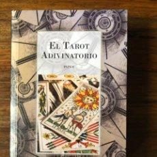 Libros antiguos: EL TAROT ADIVINATORIO. PAPUS. EDICIONES ABRAXAS. SIN ESTRENAR.. Lote 248057055