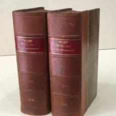 Libros antiguos: HISTOIRE DU MERVEILLEUX DANS LES TEMPS MODERNES. FIGUIER, LOUIS. 1873-1881. DEMONOLOGÍA, ESPIRITISMO. Lote 248209200