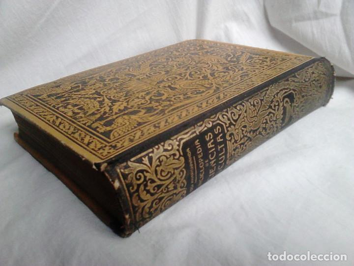Libros antiguos: C. 1930 - Raro - Enciclopedia de Ciencias Ocultas - Yogi Kharishnanda / OCULTISMO, ALQUIMIA, MAGIA - Foto 3 - 233473775