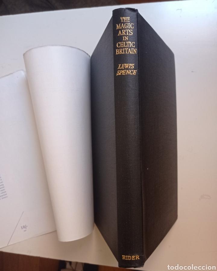 LEWIS SPENCE THE MAGIC ARTS OF CELTIC BRITAIN 1946 OCULTISMO MAGIA CELTAS BRUJERÍA DRUIDISMO GRIAL B (Libros Antiguos, Raros y Curiosos - Parapsicología y Esoterismo)