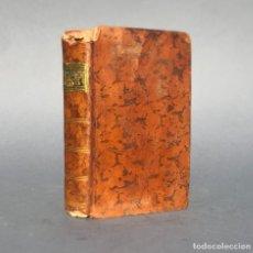 Livres anciens: AÑO 1803 - POESIA - FABULA - DICTIONNAIRE DE LA FABLE - MITOLOGIA - DIOSES DEL OLIMPO. Lote 251199220