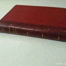 Libros antiguos: LOS ENIGMAS DE LA CIENCIA MOREUX VIDA EXTRATERRESTRE RARO 1920. Lote 263775380