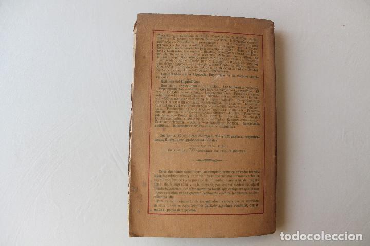 Libros antiguos: LAS CIENCIAS OCULTAS, J. VILLENEUVE, 1922, ED. ORRIER - Foto 10 - 267457044
