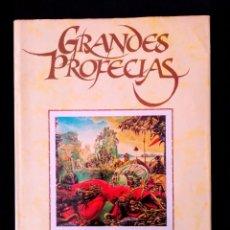 Libros antiguos: GRAN LIBRO EN ENCUADERNACION DE LUJO GRANDES PROFECIAS. GASTOS DE ENVIO INCLUIDOS. Lote 269099243