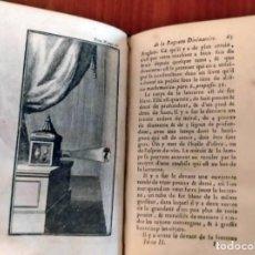 Libros antiguos: AÑO 1762: FÍSICA OCULTA O TRATADO SOBRE LA VARITA ADIVINATORIA. ILUSTRADO. ESOTERISMO, ADIVINACIÓN.. Lote 275304833