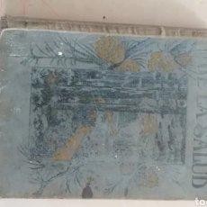 Libros antiguos: RARO Y DIFICIL. GUÍA PRÁCTICA DEL MEDIUM CURANDERO. PRINCIPIOS DEL SIGLO XX. Lote 276116788
