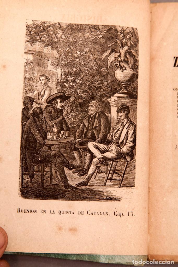 Libros antiguos: HISTORIA DEL GRAN ZAPATERO BANDARRA, INSIGNE CAZADOR DE BRUJAS POR RL DR. REFILANDO , 1867 - Foto 10 - 277142748