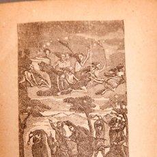Libros antiguos: HISTORIA DEL GRAN ZAPATERO BANDARRA, INSIGNE CAZADOR DE BRUJAS POR RL DR. REFILANDO , 1867. Lote 277142748