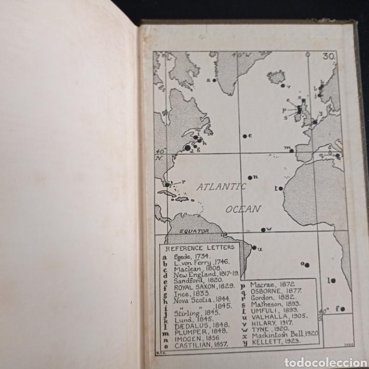 Libros antiguos: R. Gould The case for the sea serpent 1930 criptozoología enigmas misterios mar océano - Foto 14 - 286014443
