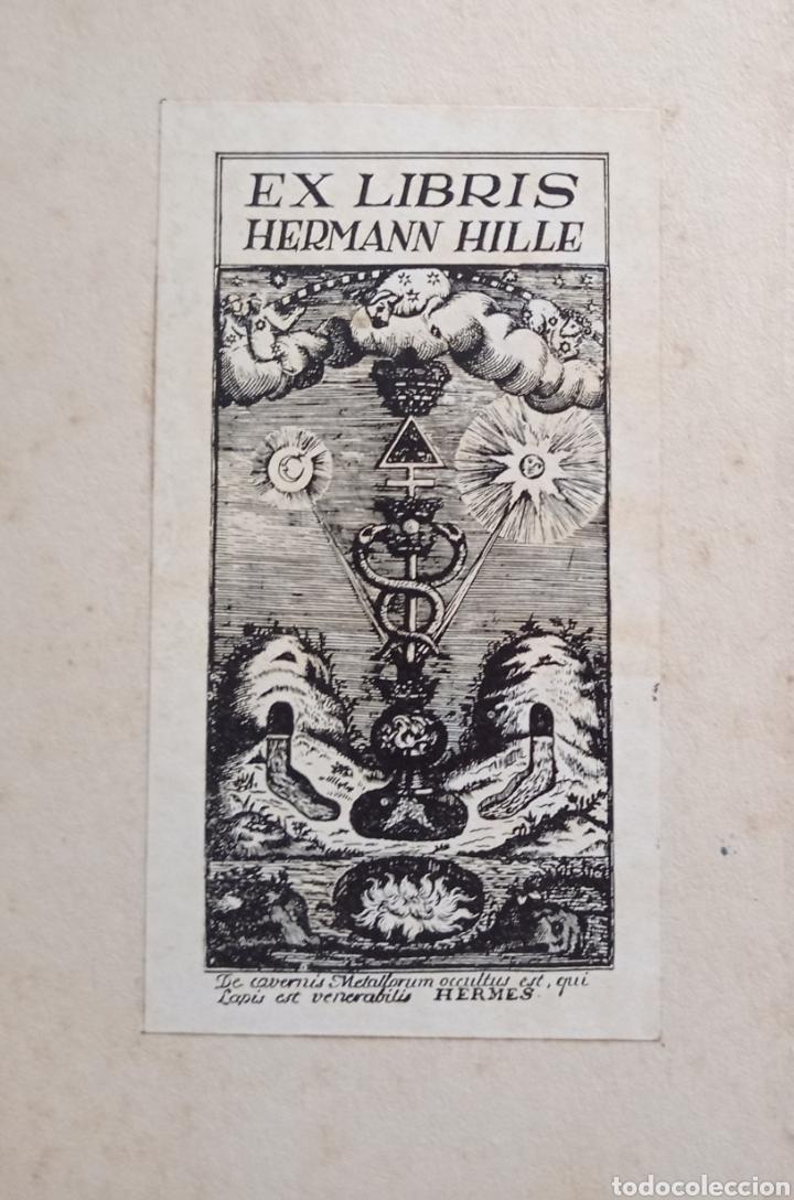 Libros antiguos: Stanley Redgrove Alchemy ancient and modern 1922 alquímica alquimia ocultismo química historia - Foto 3 - 286455493