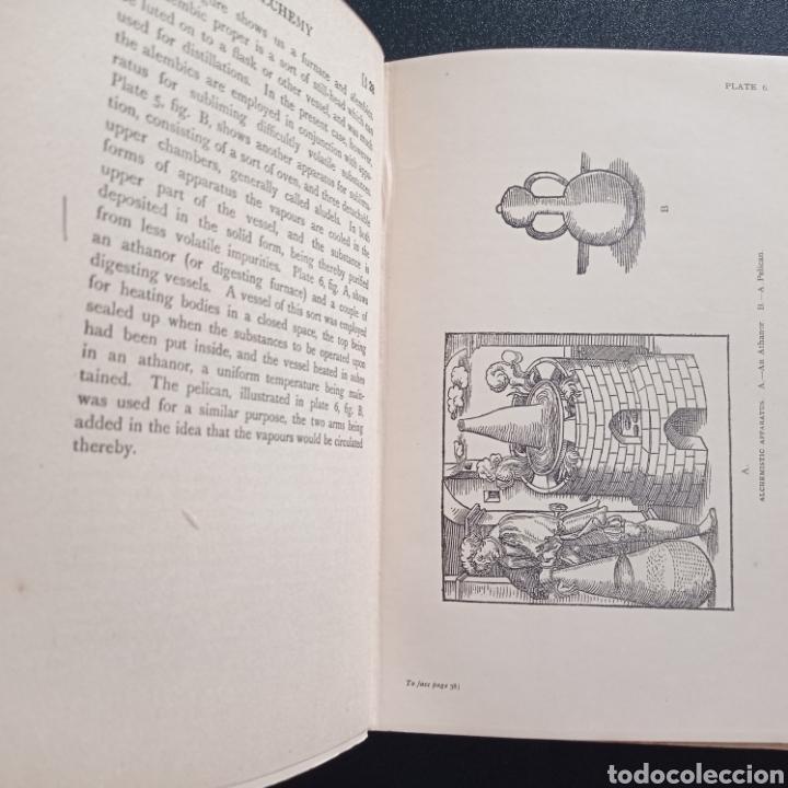 Libros antiguos: Stanley Redgrove Alchemy ancient and modern 1922 alquímica alquimia ocultismo química historia - Foto 10 - 286455493