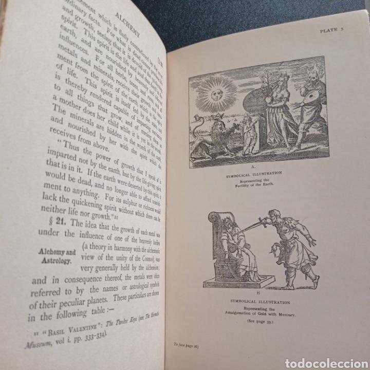 Libros antiguos: Stanley Redgrove Alchemy ancient and modern 1922 alquímica alquimia ocultismo química historia - Foto 14 - 286455493