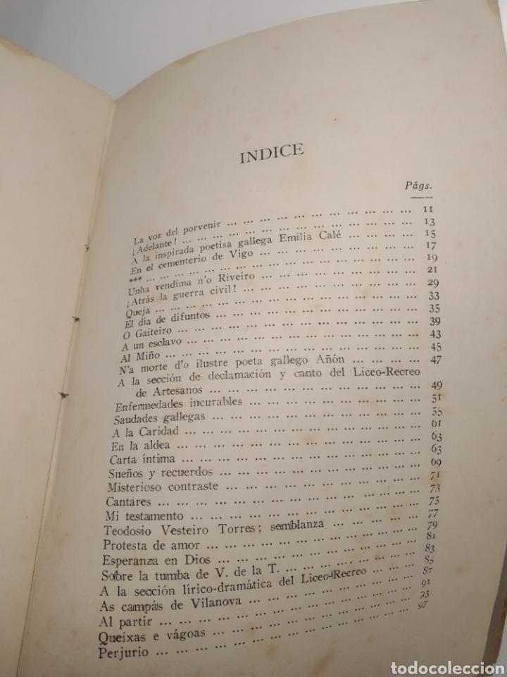 Libros antiguos: Valentín Lamas Carvajal: leyendas gallegas en verso. La Zarpa. 1930. Primera edicion. - Foto 5 - 286754883