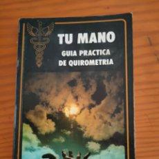 Libros antiguos: LIBRO GUÍA PRÁCTICA DE QUITOMETRIA. Lote 287494138
