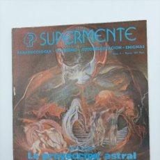 Libros antiguos: SUPERMENTE N.4. Lote 292173963