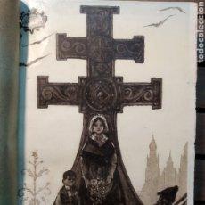 Libros antiguos: ESPAÑOLITO. CONSTANTINO SUAREZ. GALICIA LA CALUMNIADA. MADRID, RIVADENEYRA, 1923. PRIMERA EDICION. Lote 293323368