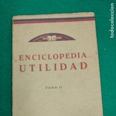 Libros antiguos: MAGNETISMO, HIPNOTISMO, SUGESTION. TOMO II. EDITORES PUBLICACIONES UTILIDAD. VIGO. 1931.. Lote 294176643