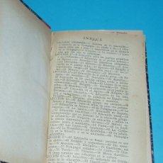 Libros antiguos: HISTORIA DE LA PEDAGOGÍA E HISTORIA DE LA PEDAGOGÍA ESPAÑOLA. GALO RECUERO. Lote 27595863