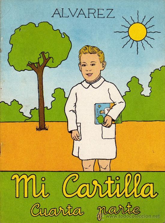 MI CARTILLA - GASTOS ENVIO 3 € (Libros Antiguos, Raros y Curiosos - Ciencias, Manuales y Oficios - Pedagogía)