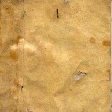Libros antiguos: NUEVO ESTILO Y FORMULARIO DE ESCRIBIR – AÑO 1835. Lote 26793567