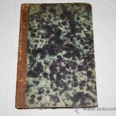 Libros antiguos: 1427- 'ELEMENTOS GRAMATICALES DE LA LENGUA GRIEGA' POR JOAQUIN DELAGO Y DAVID. AÑO 1865 2ªED. . Lote 26722755