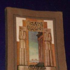 Libros antiguos: COMO SE ENSEÑA EL DIBUJO Y LAS BELLAS ARTES EN LA ESCUELA.. Lote 27386643