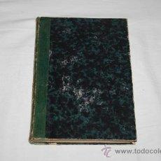 Libros antiguos: 0475- 'GRAMÁTICA FRANCESA Y MÉTODO PARA APRENDERLA' POR EDUARDO BENOT. 8ª ED. DE 1880. Lote 27621987