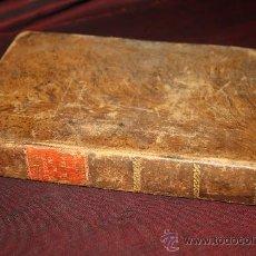 Libros antiguos: 1589- LIBRO ' INSTITUCIONES DE ALBEYTERIA, Y EXÁMENES DE PRACTICANTES EN ELLA' FRANCISCO GARCIA. Lote 27729765