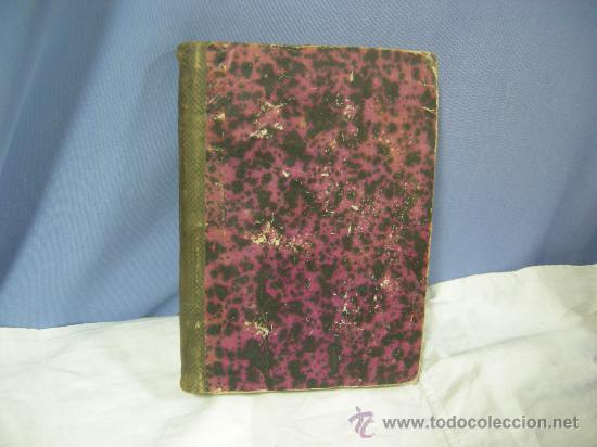 CURSO ELEMENTAL DE PEDAGOGÍA - JOAQUIN AVENDAÑO Y MARIANO CARDERERA - MADRID 1861 (Libros Antiguos, Raros y Curiosos - Ciencias, Manuales y Oficios - Pedagogía)