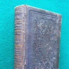 Libros antiguos: GUIA DE LOS CASADOS O HISTORIA NATURAL DE LA... - F. HOLLYCK - NEW YORK - 1850 - 1ª EDICION ESPAÑOL. Lote 30705652