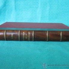 Libros antiguos: HIGIENE ESCOLAR. SAÍNZ DE LOS TERREROS. 1933.. Lote 31721582