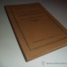 Libros antiguos: ESENCIA Y VALOR DE LA ENSEÑANZA CIENTÍFICO-NATURAL - LUIS SANCHEZ SARTO (1930). Lote 38471083