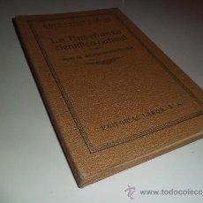 Libros antiguos: ESENCIA Y VALOR DE LA ENSEÑANZA CIENTÍFICO-NATURAL - LUIS SANCHEZ SARTO (1930). Lote 38471092
