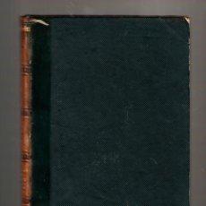 Libros antiguos: LECTURAS LITERARIAS LIBRO DE EJEMPLOS POR F. NAVARRO Y LEDESMA MADRID 1901. Lote 41354646